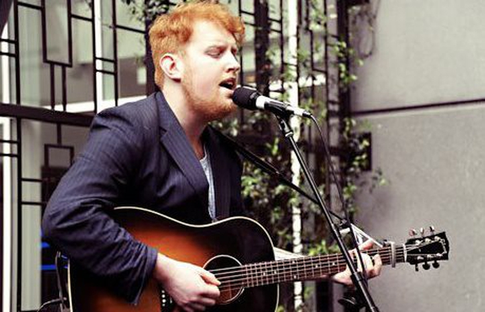 Live Music - Gavin James
