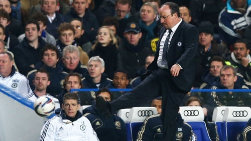 Rafael Benitez may not have to dig out his boots, but he's unlikely to get any new players