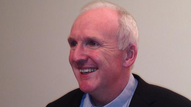 Fr Brendan Leahy succeeds another Dublin man, Donal Murray