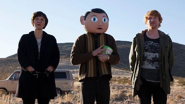 Frank will be released in Ireland in May