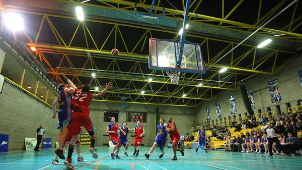 Killester edged out DCU Saints in a thriller