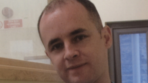 Philip O'Toole was last seen leaving a house in Arklow on 7 January