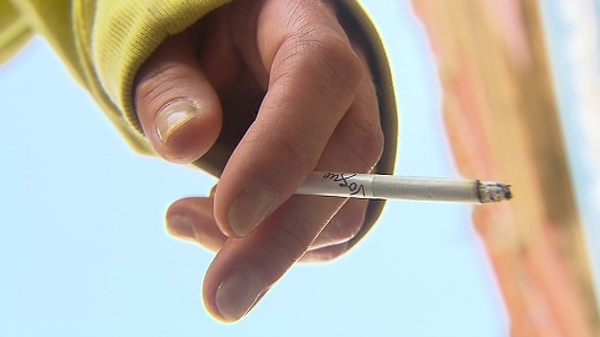 Professor John Kennedy said about a third of all cancers are due to smoking