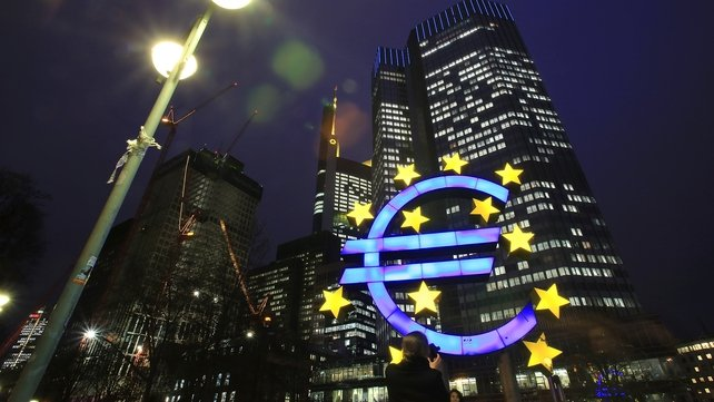ECB holds bonds with a total value face of €218 billion