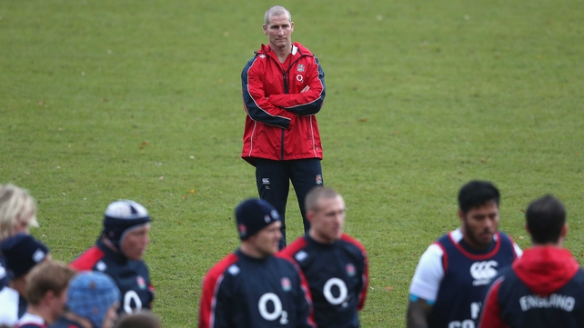 Staurt Lancaster has named an unchanged squad for the clash with France