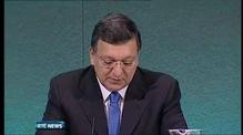 Barroso says EU states should stick to bank debt pledge