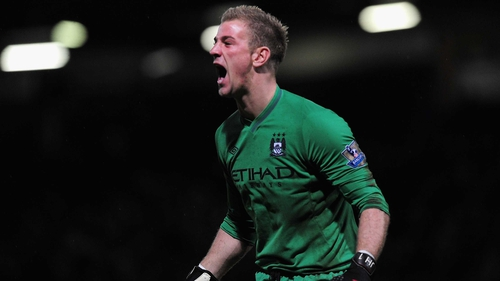 Joe Hart has been struggling to find his best form in recent games