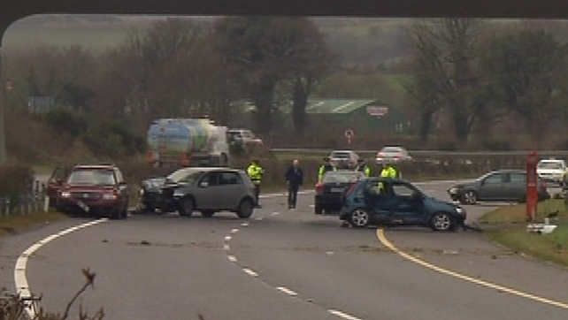 Gardaí in Wicklow have appealed for any witnesses to the accident to contact them