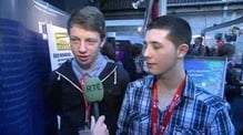 Interview: 2012 BTYSE winners Mark Kelly and Eric Doyle