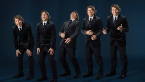 John Bishop is laughing all the way to a venue near you in 2017
