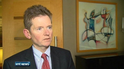 IMO President Paul McKeown said that he shares the fury of members about the controversial pension arrangements