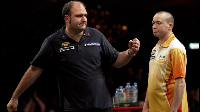 Scott Waites wasted no time in reaching the decider