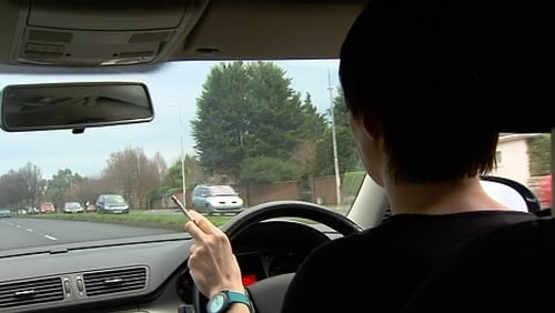 The legislation to ban smoking in cars when children are passengers is expected to be finalised in the coming weeks