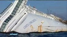 Anniversary of sinking of Costa Concordia