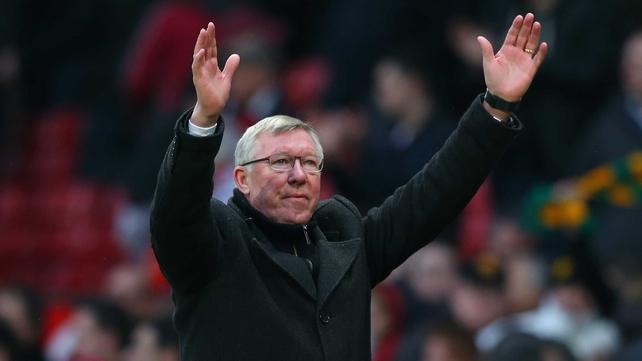 Alex Ferguson is in the dock