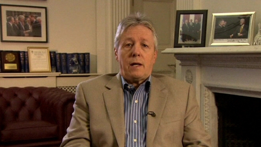 Peter Robinson Threat of Resignation