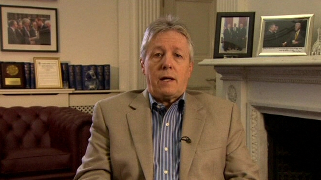 Northern Ireland First Minister Peter Robinson said the protests have cost the economy millions