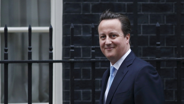 David Cameron said it is in Britain's interests to stay in the EU