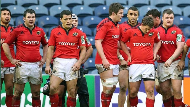 Munster enjoyed a victory in the Scottish capital but failed to secure a bonus point