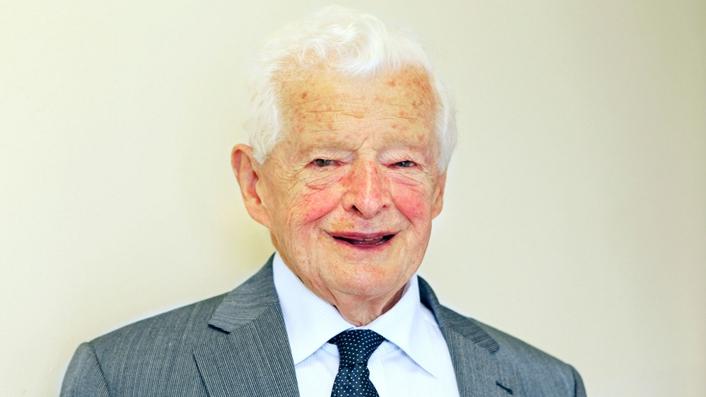 Paddy O'Keeffe dies aged 89