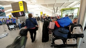 Heathrow airport handled almost 70 million passengers last year