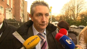 Eoin Ronayne said the proposals put further financial pressure on members who had nothing left to give