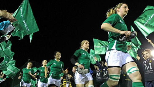 Ireland begin their campaign away to Wales