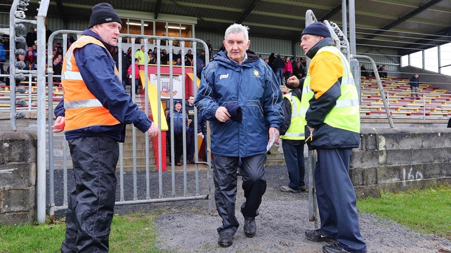 O'Dwyer takes to the field in Miltown Malbay