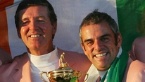 Des Smyth on Paul McGinley's battle to become Ryder Cup captain for 2014, and Rory McIlroy's move to Nike