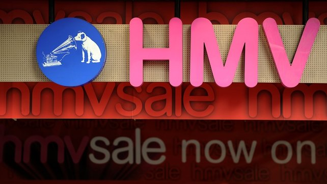 Another 464 HMV staff to lose their jobs in the UK