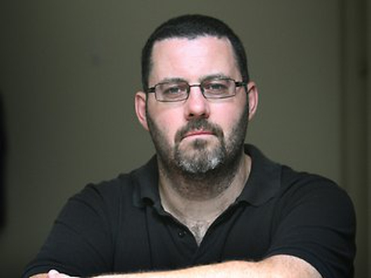 Author Adrian McKinty