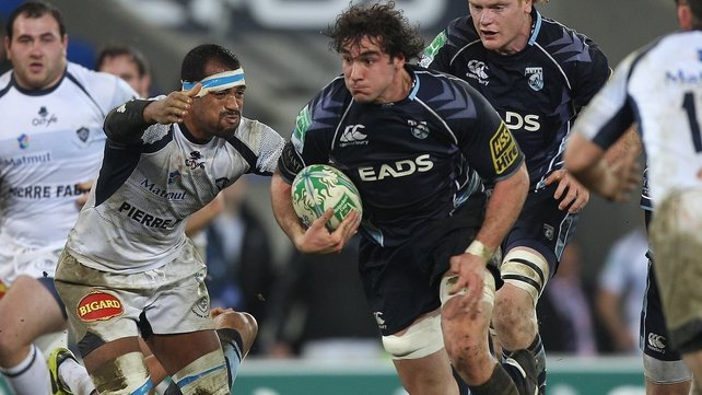 Andries Pretorius of the Cardiff Blues could make his Wales debut in the upcoming Six Nations clash with Ireland on 2 February