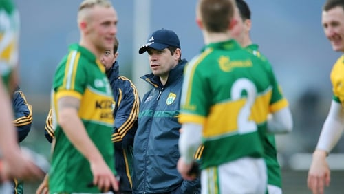 Eamonn Fitzmaurice says he is learning about his Kerry side with every game that passes