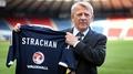 Strachan confirmed as Scotland boss