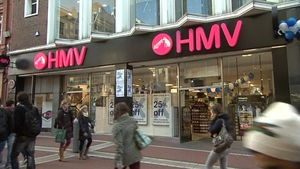 Three HMV stores in Dublin and one in Limerick closed this year