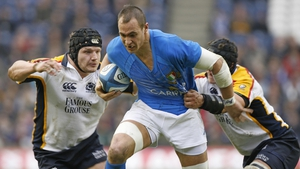 Sergio Parisse has been added to the Barbarians squad to take on the Lions