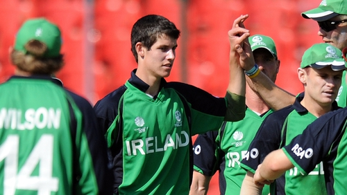 George Dockerall and Ireland will take on Australia 'A' in June