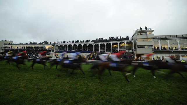Tomorrow's racing at Ludlow has been abandoned