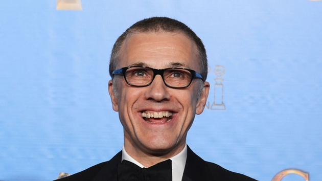 Christoph Waltz was rushed to safety when gun fire shots rang out in Cannes