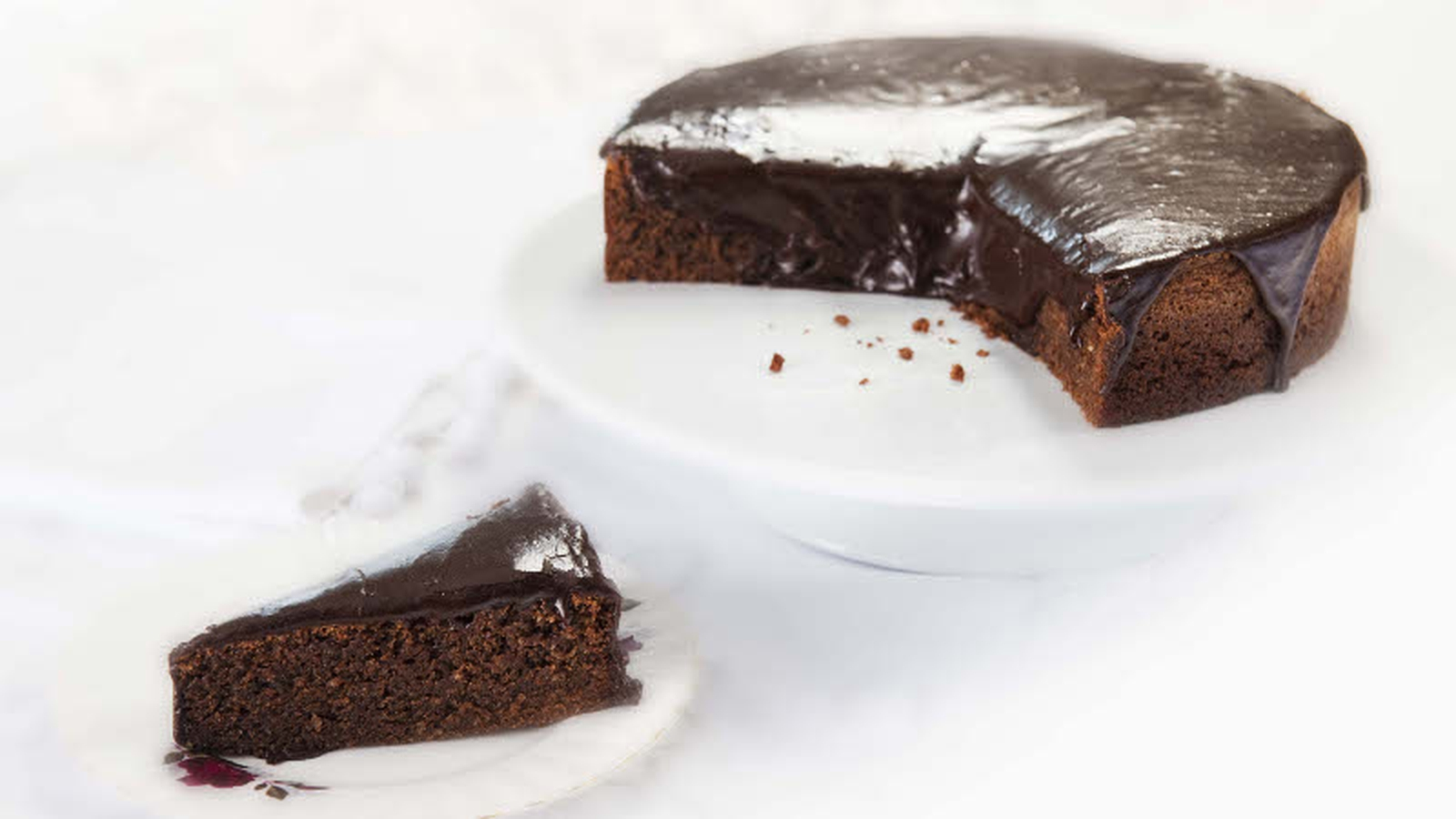 Chocolate Fudge Cake Rachel Allen