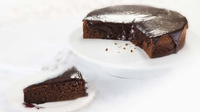 Chocolate fudge cake - A great chocolate cake from Rachel Allen's Cake Diaries