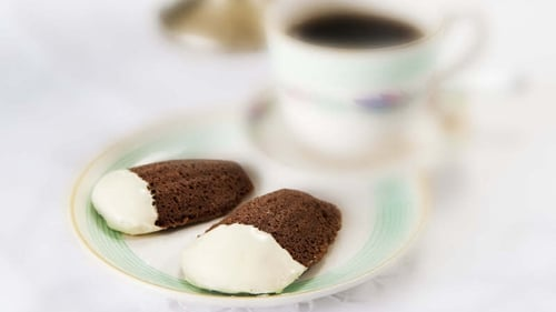 A delicious treat, perfect for afternoon tea, from Rachel Allen