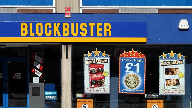 129 Blockbuster stores to close in coming weeks