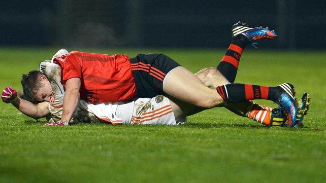 Down beat Armagh by four points at Páirc Esler
