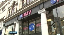 Fears over future of HMV jobs