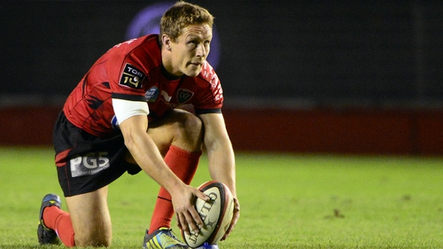 The former England fly-half has led Toulon into the Heineken Cup semi-finals