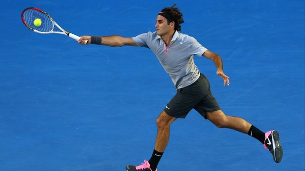 Roger Federer meets Bernard Tomic in the next round
