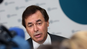 Alan Shatter said he was surprised by the amount of attention the letter was getting