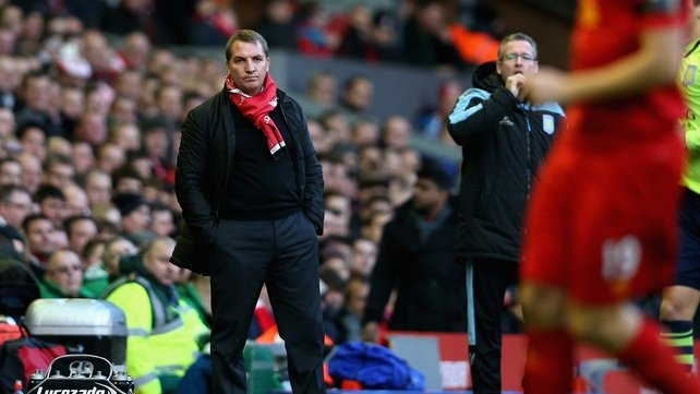 Brendan Rodgers had some harsh words for Luis Suarez