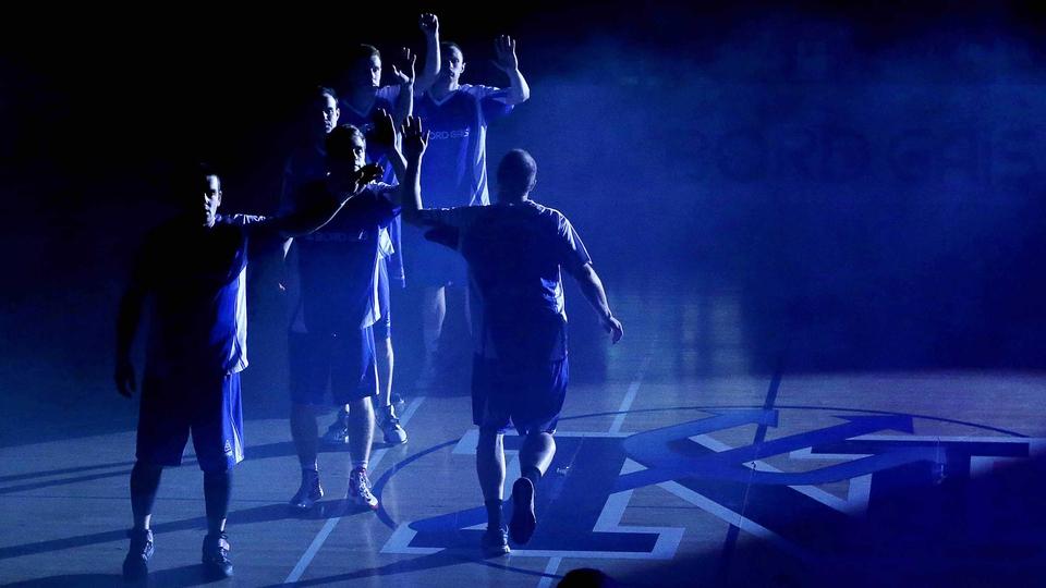 UCC Demons and Bord Gais Neptune ahead of their SuperLeague National Cup semi-final